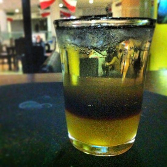 Candelada sumó de limón, expreso, agua mineral y hielo Coffe Delicious Cartering Coacalco si me trae de inspirado esa mujer 😍