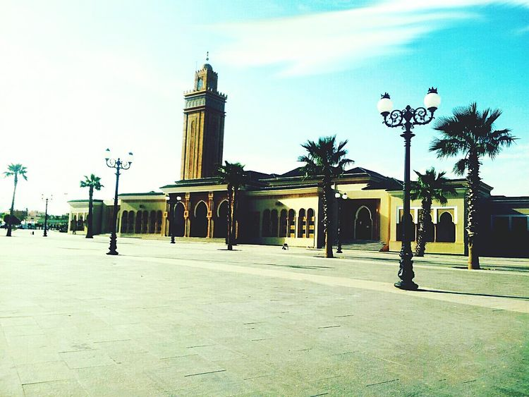 Mosque Mosques Oujda City, Morocco Photooftheday Photography Photo Photo Of The Day Photos Oujda Oujdaa