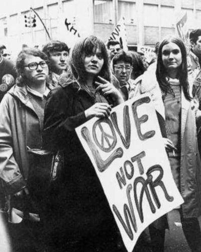 Make Love Not War Make Peace Not War ✌ Love ♥
