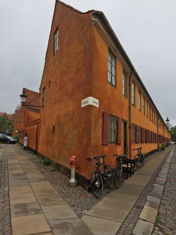Mi viaje a Dinamarca Relaxing Sólo IPhone Streetphotography