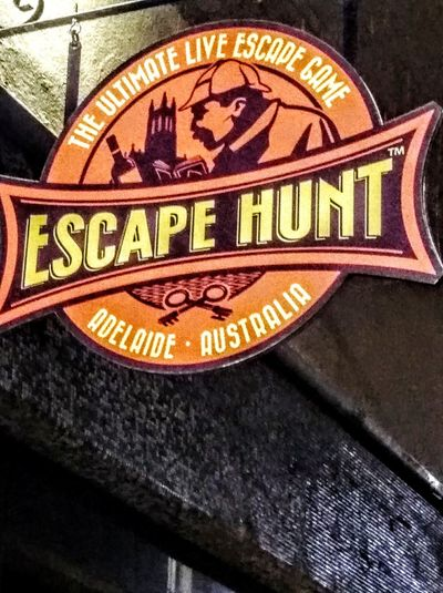 Adult Games Adult Game City Of Adelaide CityOfAdelaide WesternScript Human Representation Adelaide S.A. Adelaide Adelaide, South Australia Escape Escape Hunt Game Escape Games Escape Hunt The Ultimate Live Escape Game Escape Hunt Game EscapeHunt™ Text Western Script
