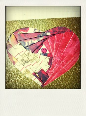 Arts an crafts! Heart ❤ Art Check This Out