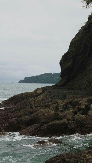 Ocean View Ocean Oceanside Costa Rica Sea