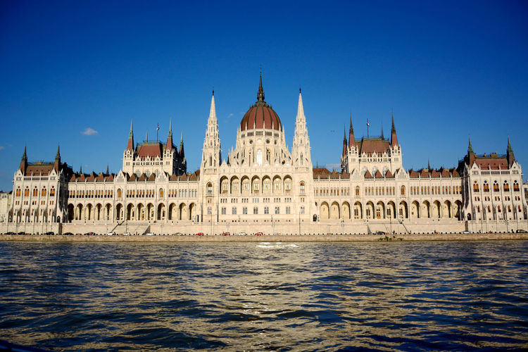 Architecture Budapest Built Structure Government Outdoors Parlament Parliament River Travel Destinations Water