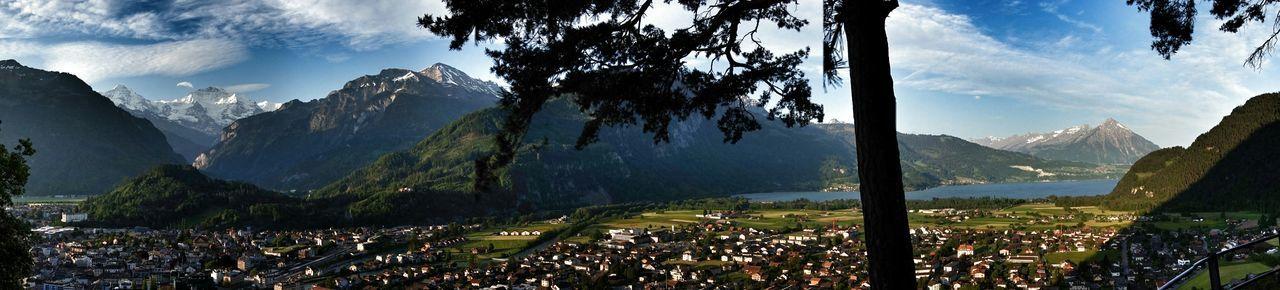 Panorama Amazing View Landscape Eye4photography  Morning Switzerland EyeEm Best Shots Thunersee Niesen Nature