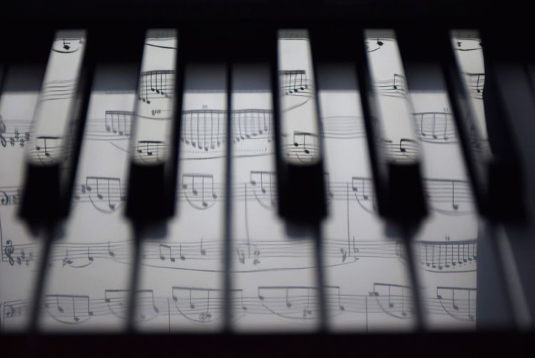 Live Classical Music Music Piano Piano Moments Arrangement Book Classis Close-up Education Focus On Background Full Frame In A Row Learning music brings us together Music Is My Life Musical Instrument Musician No People Notes Number Piano Key Piano Keys Play Selective Focus Still Life Text
