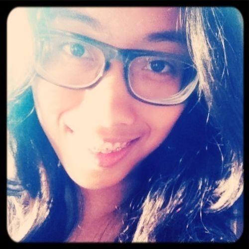 Taking Photos Selfie Girl Indonesian