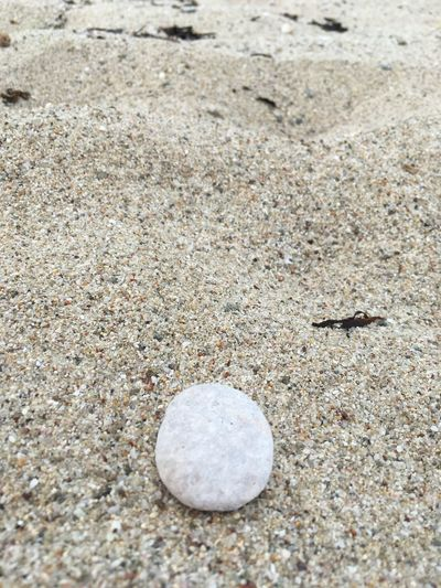 No Filter Sand Beach Pebble High Angle View Day Outdoors Textured  No People Rock - Object Nature Close-up