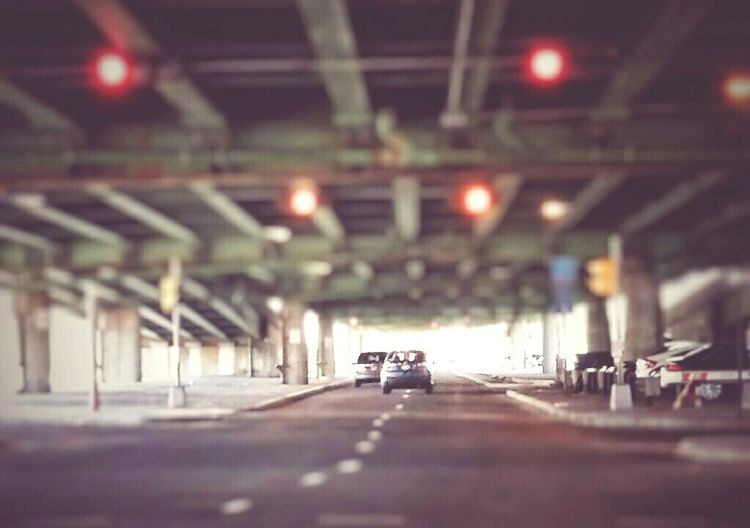 Just Another Day Traffic Traffic Light  Traffic Signal Urbanphotography Highway Underpass Upstate_newyork Syracuse Ny Cityscapes City Street