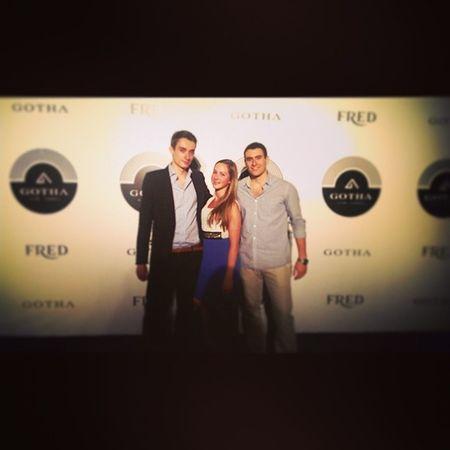Gotha Club Cannes . Sorry @lperon21 my photo is better :) Nightout clublife