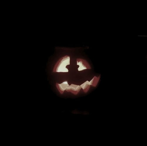 Kürbis Halloween Selfmade Loveit