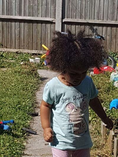 My Princess PricelessMoment My Kids❤️ Summer Family Taking Photos