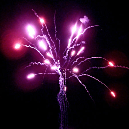 Celebration Exploding Firework - Man Made Object Firework Display Fireworks Fireworksphotography New Year New Year's Eve Fireworks Night No People Outdoors Silvester Sky Sparks