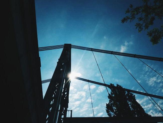 pont de mirepoix sur tarn . Sky Architecture Tree Architecture Sky Day The Street Photographer - 2017 EyeEm Awards