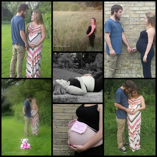 sneak peaks 😊 can't wait to see the rest of them Maternity Photoshoot Sneakpeaks Wanttherest myboy ourbabygirl lovethem mylife