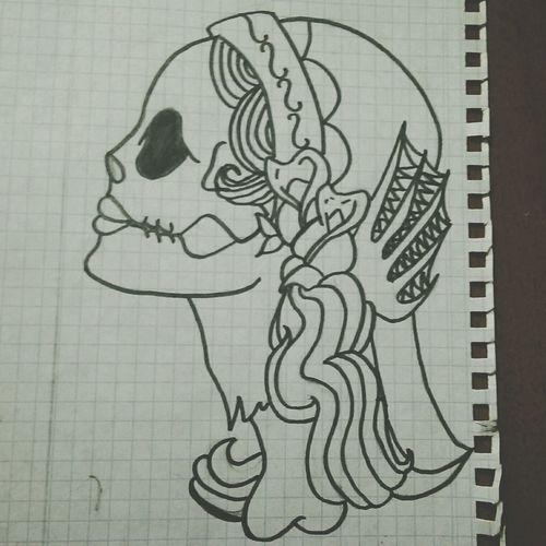 Art Draving Tatoo