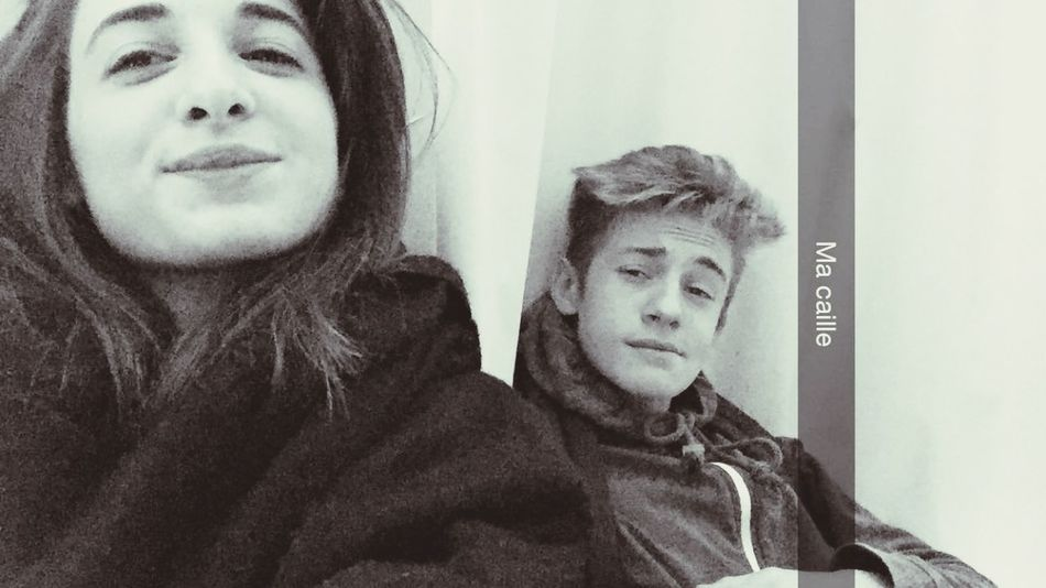 🔥ma caille Pote Friend Amis  Smala Copain  OpenEdit Black And White Zbiiim Poseyyy Oneday