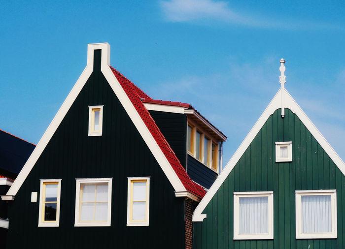 Dutch roof