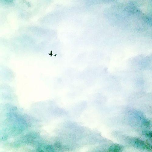 Fly Aereo Volare Viaggio Travel Plane Clouds And Sky Nuvole Cielo Prospettive