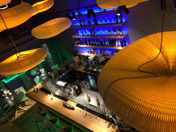 Arts Culture And Entertainment Bar Citylife Citylight Citylights Dance Floor Film Industry Indoors  Large Group Of Objects Light Lighting Equipment Lights Music Night Nightclub Nightlife No People Party - Social Event Performing Arts Event Sound Mixer Turntable