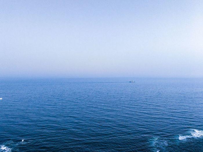 Water Sea Blue