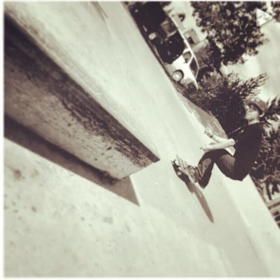 my bro Skateboarding ;) A Life Worth Living Check This Out Follow Me :)
