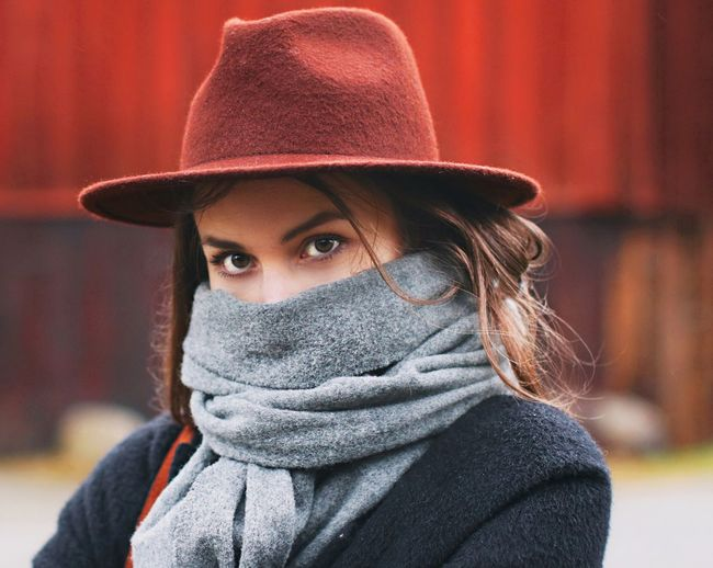 Welcome to westworld 🏜 Folk Outdoors Photograpghy  The_visionaries Wild West Portrait Photography Eyes Portrait Of A Woman Headshot Focus On Foreground Portrait Looking At Camera One Person Scarf Day Outdoors Real People Women Close-up Young Adult Young Women