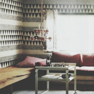 Aztec print on wall Art Beauty Green Forest nature perfection view beautiful love capture perspective modern classic follow new kpop exo likeforlike exo luhan kpop weareone followforfollow fresh interior simple silhouette trees photo blog architecture