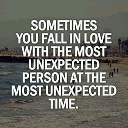 @jordiichipps Love Relationshipquotes Random Unexpectedlove