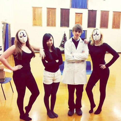 Group Drama Class