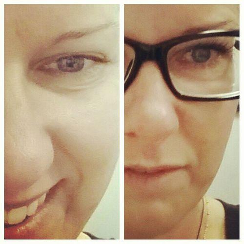 Before and After lash extensions. Lashextensions Fringeenvy SalonRepublicStudioCity