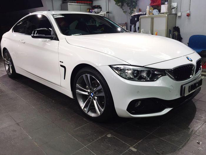 Unicon Pro Shop BMW 420