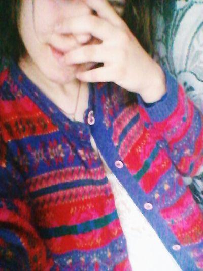 я Я русалка волосы радости свитер