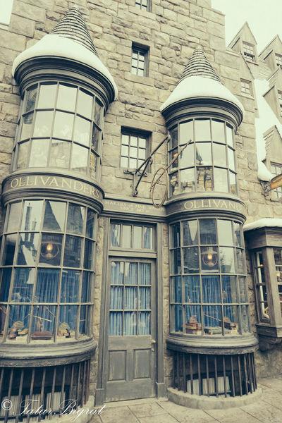 Harrypotter Japan Olivanders OSAKA Theme Park Universal Studios  Universalstudiojapan USJ Wand Wizard WizardingworldofHarryPotter