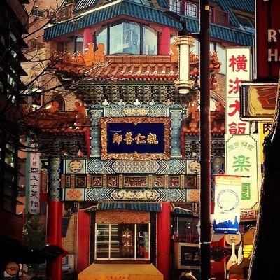 Sightseeing Chinatown