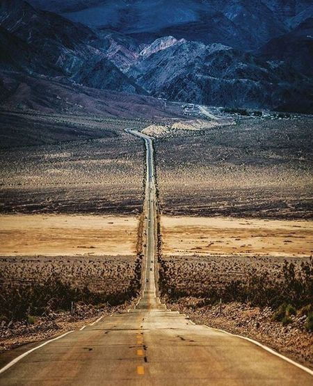 💥💥💥 The Way Forward Landscape Mountain Empty Tranquility Tranquil Scene Narrow Long Pathway Scenics Surface Level Day Nature Walkway Non-urban Scene Mountain Range Solitude Outdoors Remote Leading First Eyeem Photo