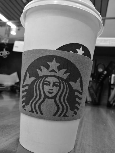 To begin the long day... A good coffee. Mocca Blanco White Mocha Starbucks Coffee