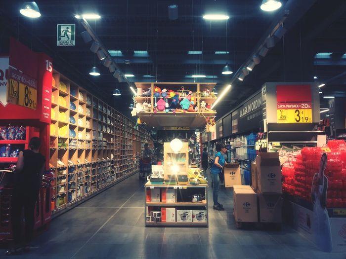 Supermarket Things Supermarket Colours Supermarket Fashion Supermarket Lights