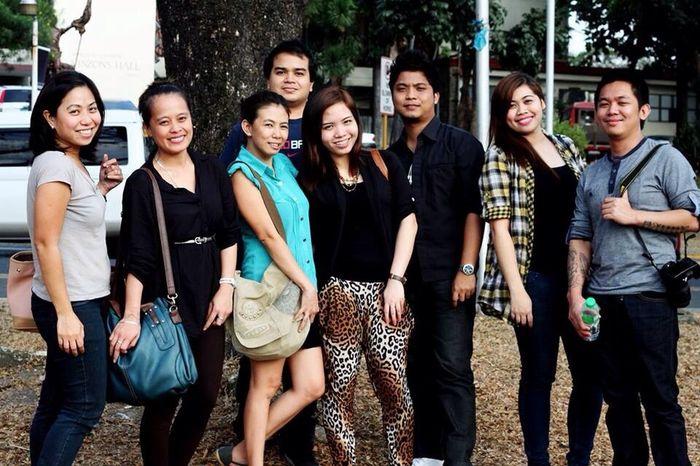 Team Vee invades yUPeee...we look fab here.