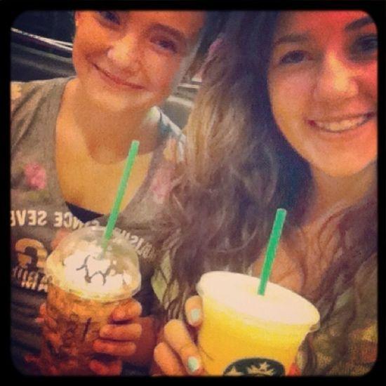 Starbucks With The Bestie