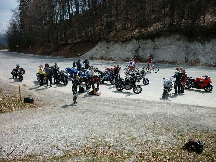 Slovakia Harmanec Motorcycles