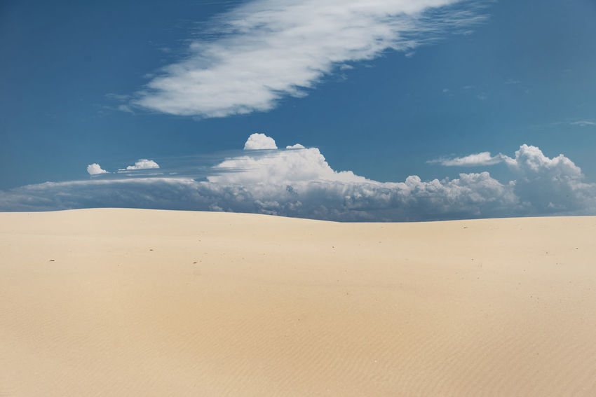 Proportions Australia Desert Dramatic Sky Dunes Abstract Blue Blue Sky Clouds And Sky Contrasting Colors Desert Dramatic Clouds Dunescape Fading Landscape No People Peaceful Proportions Sand Sand Color Sand Dune Sand Dunes Scenics Sky Stockton Dunes Storm Cloud