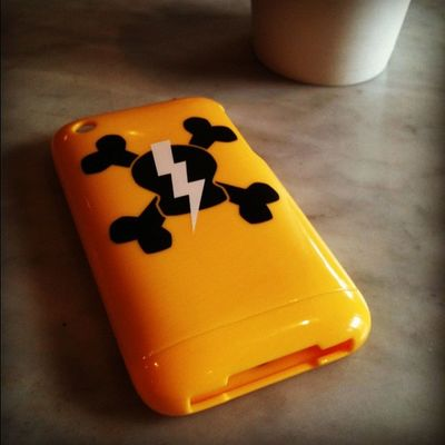 My Paul Frank iPhone case. Badass Paulfrank Iphoneonly 3GS