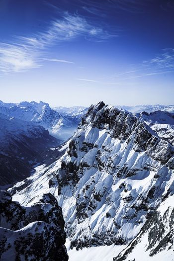 Snow Cold Temperature Winter Mountain Nature Weather Beauty In Nature Snowcapped Mountain Mountain Range Scenics Frozen Tranquil Scene Tranquility Sky Day Outdoors No People Landscape Wallpaper Blue 🇨🇭 Switzerland Eyeem Philippines Mountain View Mountain Peak Mountains And Sky Shades Of Winter An Eye For Travel Go Higher