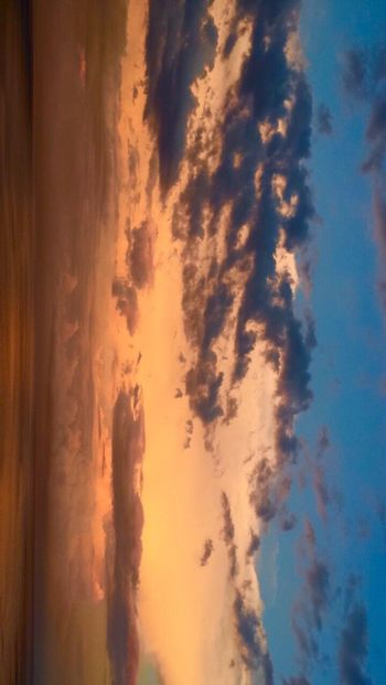 Cloud - Sky Landscape Colors Seascape Ocean Natural Beauty Nature Photography Quiet Clouds And Sky Sea And Sky Sky Sea Lights Nature_collection Vibrant Color Peaceful Sunset View Sun Nature Cloudy