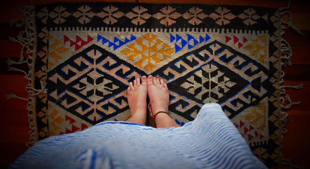 Anklet Carpet Theworldfrommyeyes First Eyeem Photo