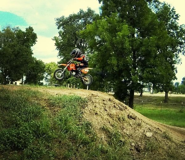 G man grab a lil air Houston Motocross Dirtbike 3 Palms Mx Motocross