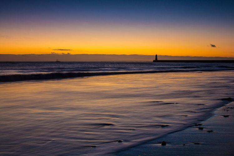 Northumberland Berwickupontweed Berwick Landscape Beach Beach Photography Northumberland Landscape_photography Sunset Sunset_collection