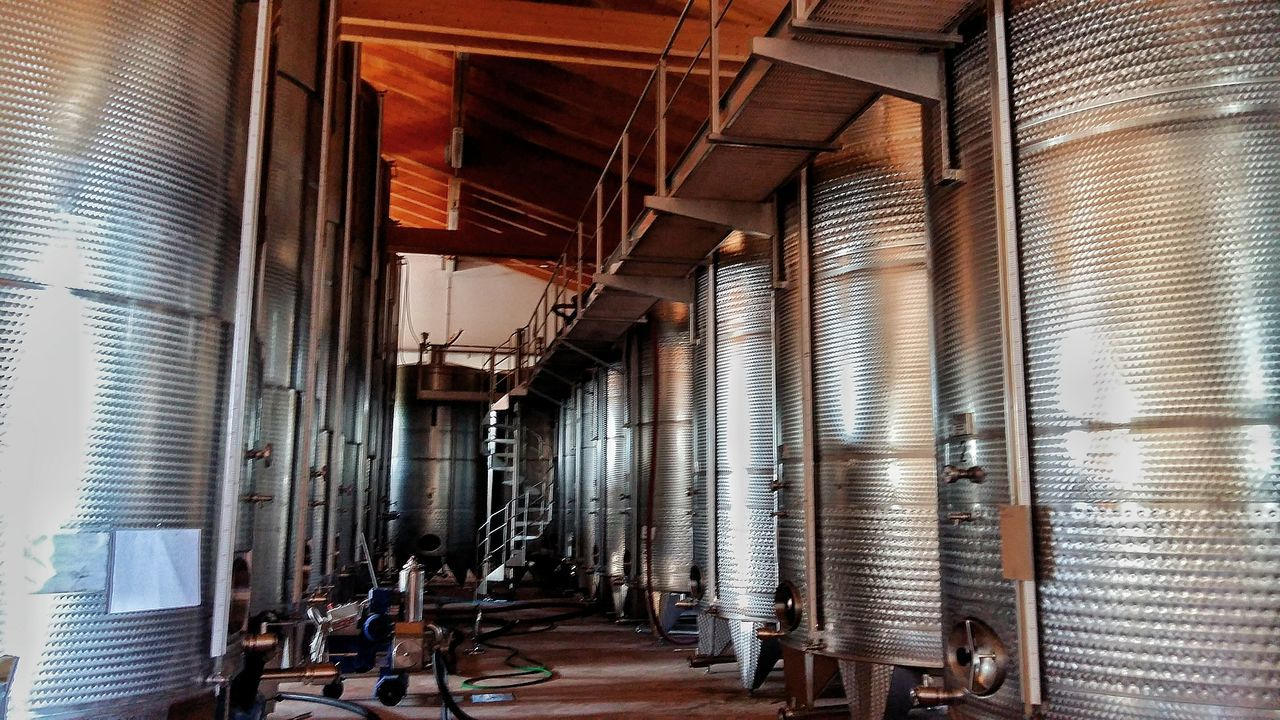 indoors, architecture, one person, built structure, real people, men, day, architectural column, corrugated iron, one man only, only men, adult, adults only, people