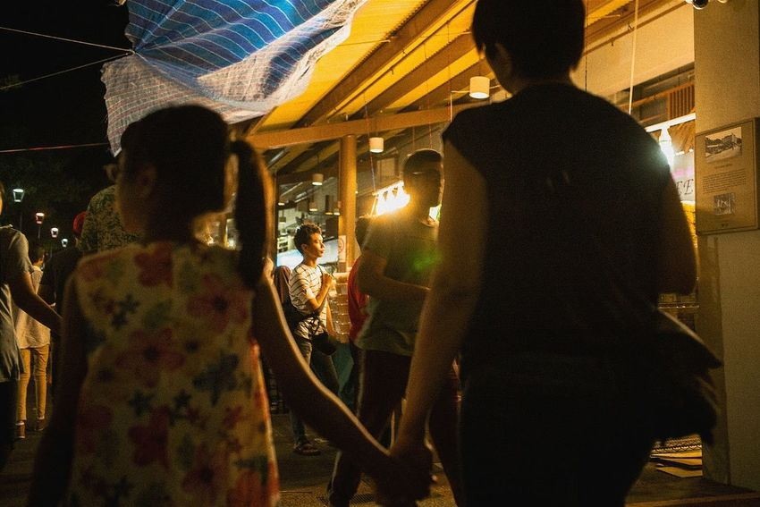 Ramadan Bazaar ::: Geylang Serai The OO Mission Singapore Street Photography Streetphoto_color